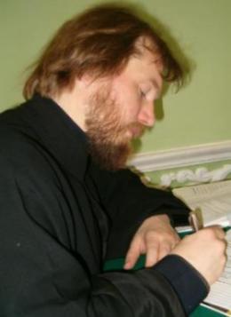 Священник Алексий Емельянов