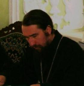 Священник Георгий Климов
