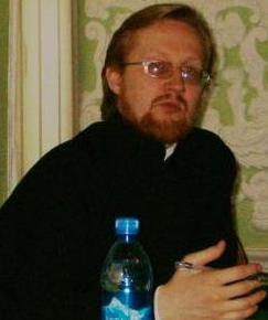 Диакон Александр Тимофеев