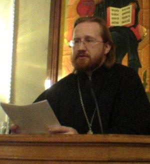 Cвященник Александр Тимофеев