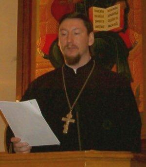 Cвященник Димитрий Юревич
