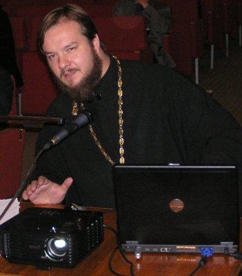 Протоиерей Димитрий Гольцев