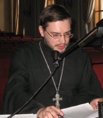 Священник Олег Мумриков
