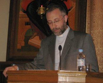 Священник Марко Скарпа