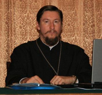 Священник Димитрий Юревич